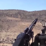 Shooting Down Drones With Machine Guns Ain't Easy [VIDEO]
