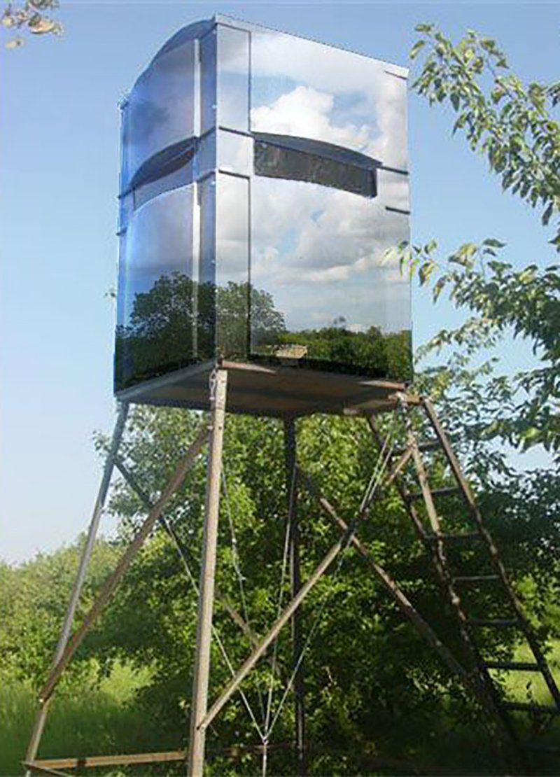 13 Unusual High Tech And Super Redneck Deer Stands