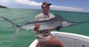 Fly Fishing for Marlin on the Flats?! [VIDEO]