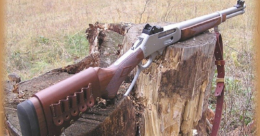 Marlin 30-30 stump