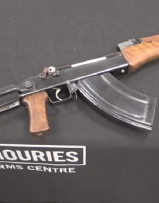 bolt action ak-47 mutant rifle