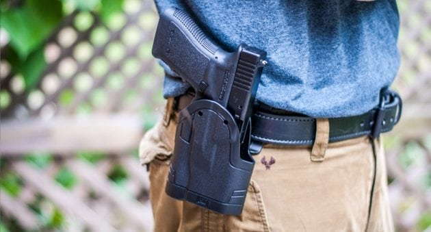 Uncle Mike's Spyros Holster System