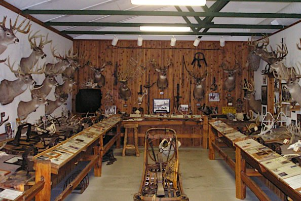 Hunting Museums