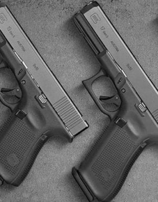 difference between glock pistols featured