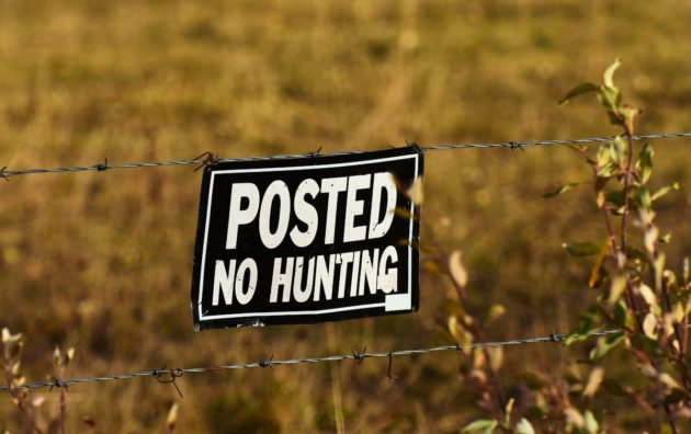 Asking Permission to Hunt
