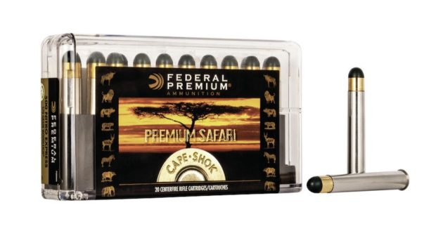 What You need To Know About Federal Premium Safari Ammo