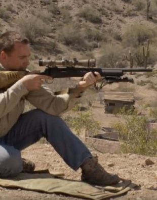 Watch Former Special Operations Sniper Ryan Cleckner Demonstrate The Best Shooting Positions