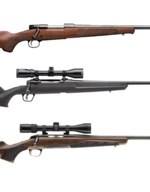.243 Winchester Rifles