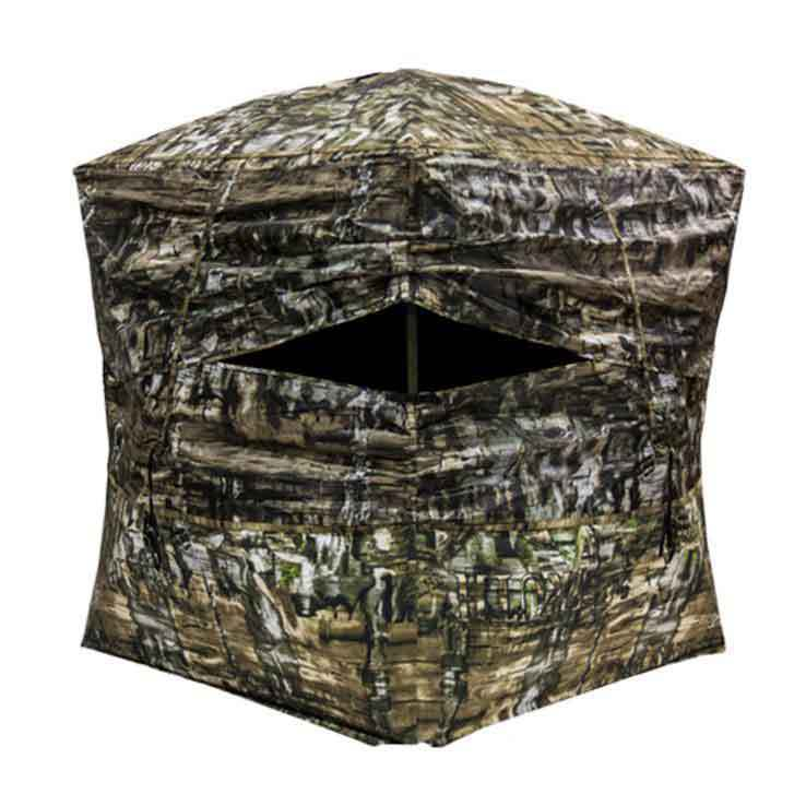 Ground Blinds for Bowhunting